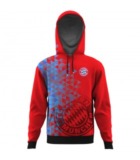FC Bayern  ALL OVER PRINTED HOODIE