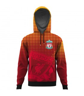 liverpool ALL OVER PRINTED HOODIE