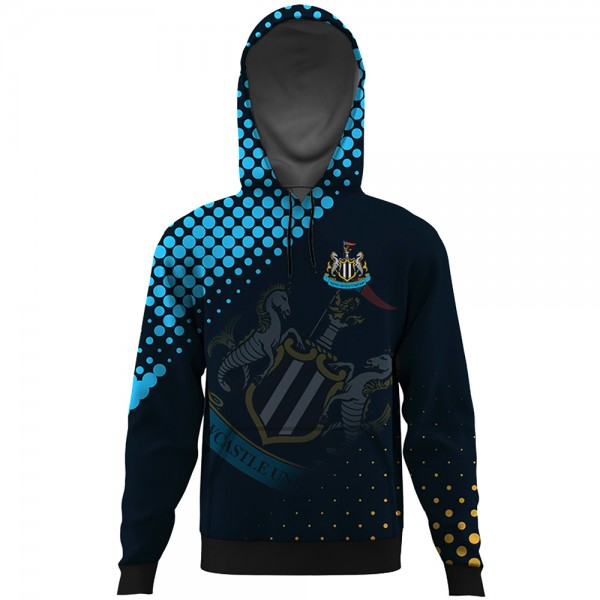 Newcastle United ALL OVER PRINTED HOODIE