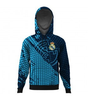 real madrid ALL OVER PRINTED HOODIE