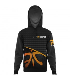 fnatic ALL OVER PRINTED HOODIE