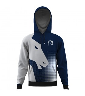 TEAM LIQUID ALL OVER PRINTED HOODIE