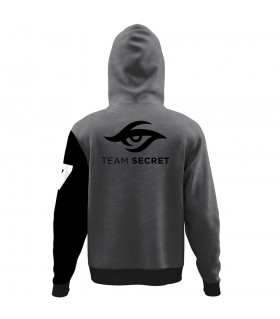 TEAM SECRET ALL OVER PRINTED HOODIE