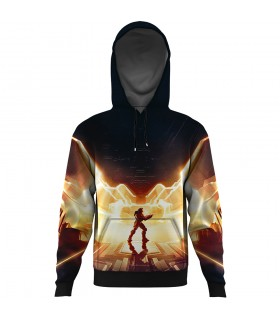 halo ALL OVER PRINTED HOODIE