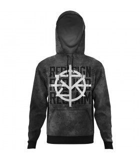 seth rollins ALL OVER PRINTED HOODIE