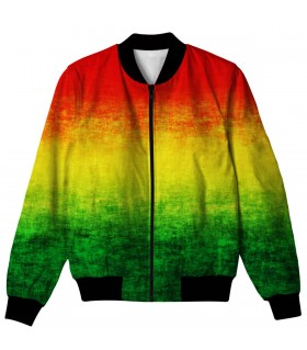 bob marley all over printed jacket