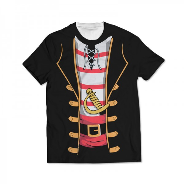 pirate kids all over t-shirt