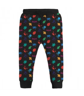 animals pattern kids jogger pant