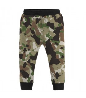 camouflage kids jogger pant
