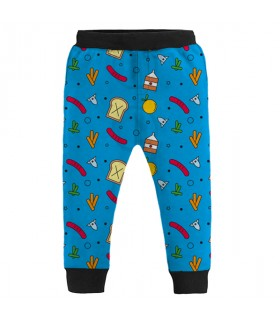 school lunch kids jogger pant