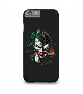 venom printed mobile cover