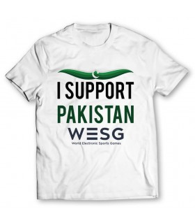 WESG PRINTED GRAPHIC T-SHIRT