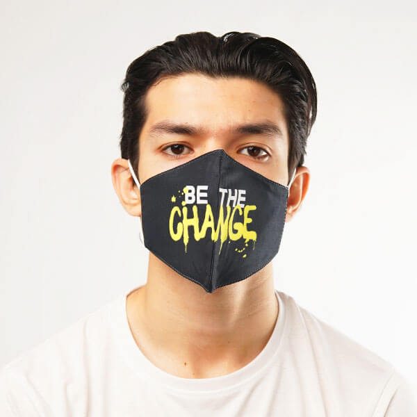 Be Change Cloth Mask