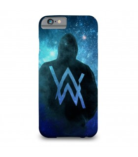 alan walker printed mobile cover