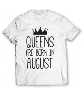 august printed graphic t-shirt