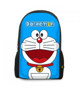 Doraemon printed backpacks