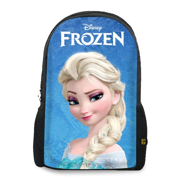 Frozen Printed Backpacks