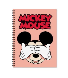 Mickey Mouse printed notebook