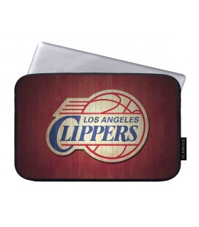 los angeles clippers printed laptop sleeves