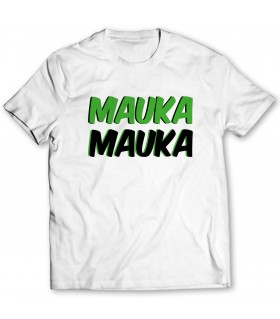 mauka mauka printed graphic t-shirt