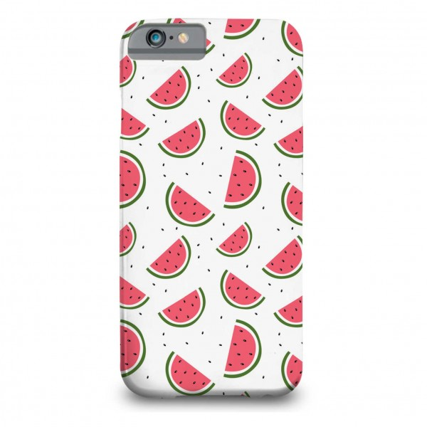 water melon printed mobile cover