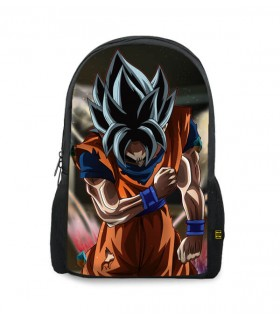 goku printed backpacks