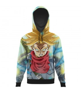 trunks all over printed hoodie