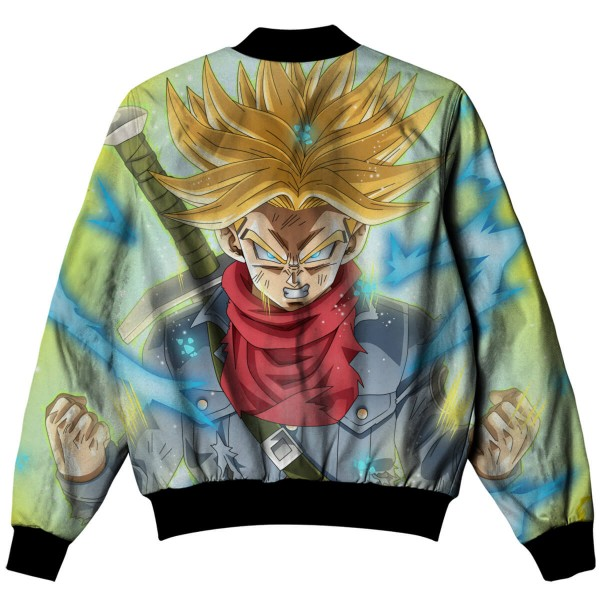 trunks all over printed jacket