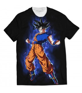 goku all over printed t-shirt