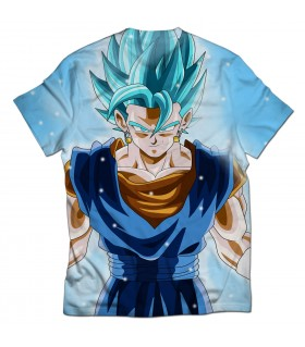 vegetto all over printed t-shirt