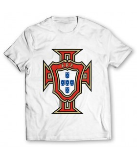portugal printed graphic t-shirt
