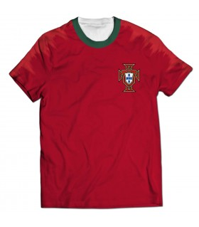 Portugal all over printed t-shirt