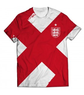 ENGLAND ALL OVER PRINTED T-SHIRT