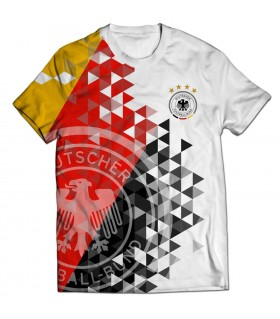 Germany ALL OVER PRINTED T-SHIRT