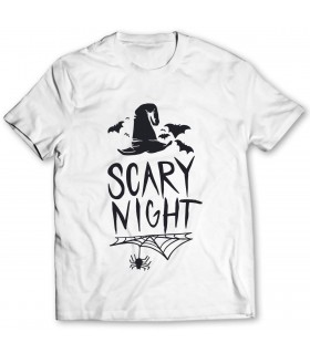 scary night PRINTED GRAPHIC T-SHIRT