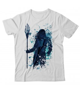 Aquaman Printed Graphic T-shirt