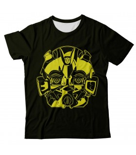 Bumblebee all over printed t-shirt