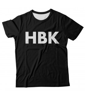 HBK all over printed t-shirt