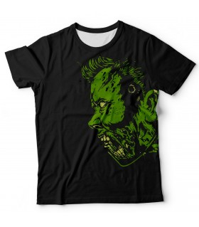 Monster all over printed t-shirt