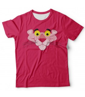 Pink Panther all over printed t-shirt