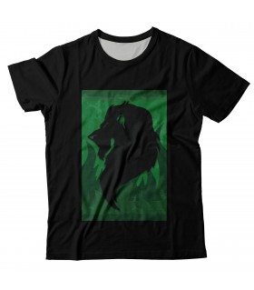 Scar-the lion king all over printed t-shirt