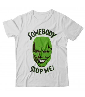 Somebody Stop Me Printed Graphic T-shirt