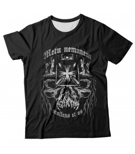 Triple H Skull all over printed t-shirt