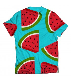 watermelon all over printed t-shirt