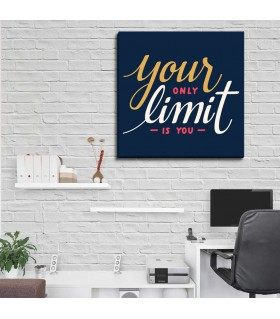 your only limit canvas frames