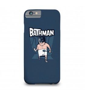 batman to bathman printed mobile cover
