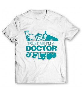 doctors printed graphic t-shirt