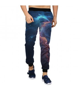 glows in space jogger pant