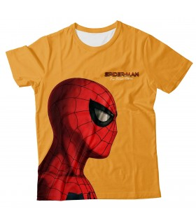 Spiderman all over printed t-shirt