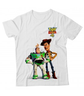 Toy Story 4 all over printed t-shirt